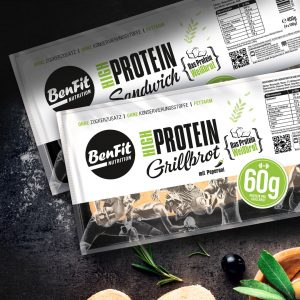 Protein bread from BenFit Nutrition