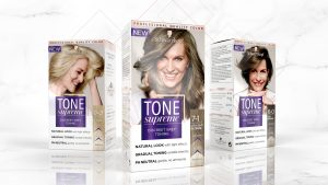 Schwarzkopf Tone Supreme packaging