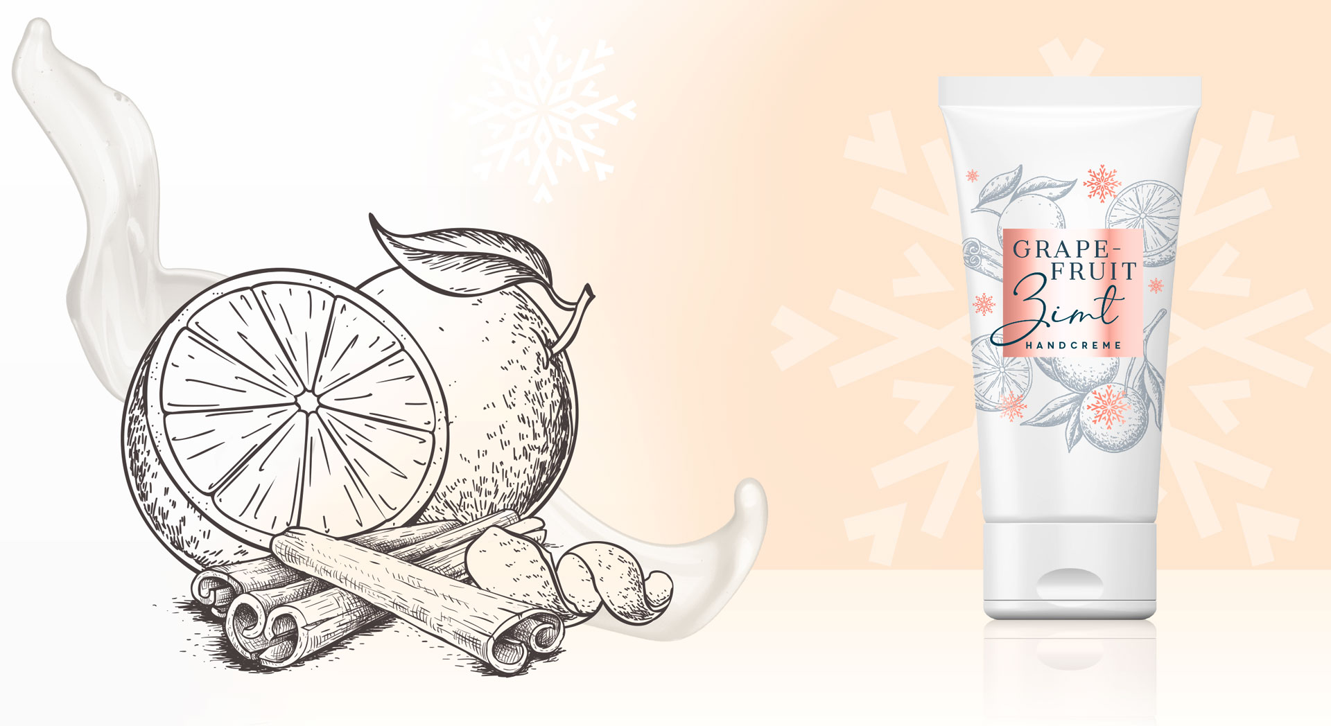 Winter hand balm made by baries design GmbH