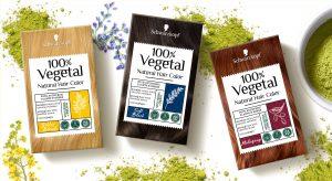 Schwarzkopf 100% Vegetal Natural Hair Color made by baries
