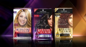 Schwarzkopf Keratin Color International Product Line Mood