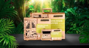 Brüder Mannesmann Ecoline Toolbox Werkzeugkoffer