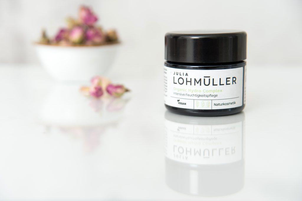 Julia Lohmüller Natural Skin Care Cream Jar